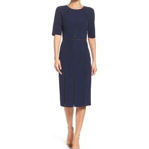 Maggy London Dream Crepe Dress sz8